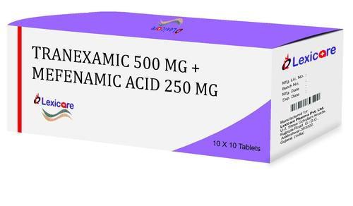 Tranexamic and Mefenamic Acid Tablets