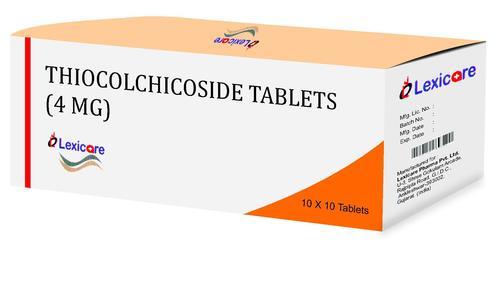 Thiocolchicoside Tablets