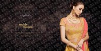 NEW STYLISH HEAVY  BRIDAL WEAR LEHNGA