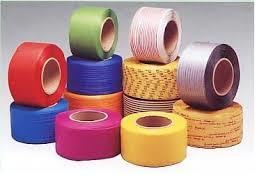 Colorful Strapping Rolls