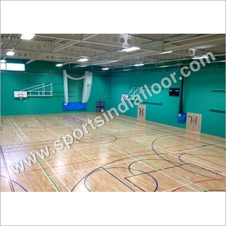 Multipurpose Hall Wooden Flooring