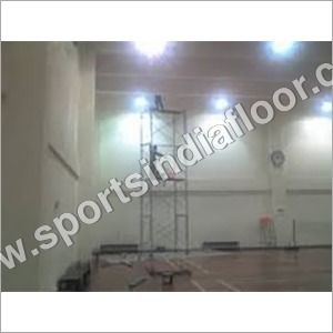 Badminton Court Repairing