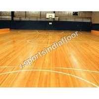 Sports Flooring Installation