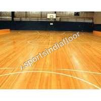 Sports Flooring Installation