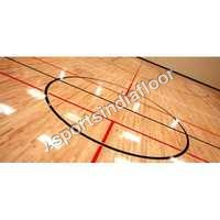 Basketball Flooring Installation