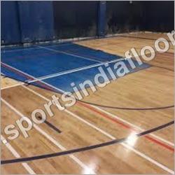 Squash Flooring Installation