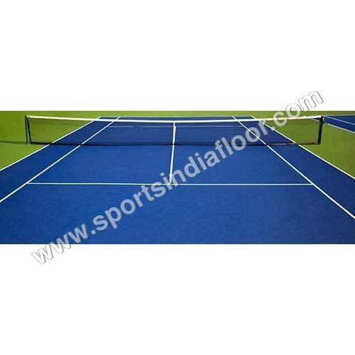 Tennis Court Synthetic Flooring