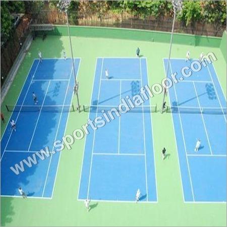 Tennis Sports Court Flooring
