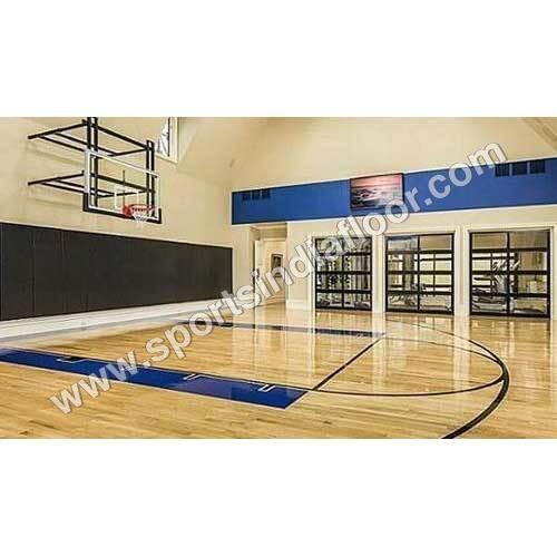 Basketball Court Flooring