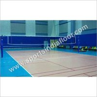 PVC Volleyball Flooring