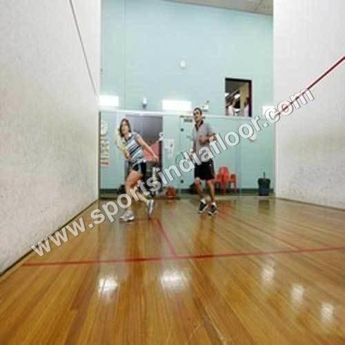 Squash Court PVC Flooring