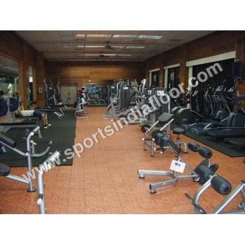 Indoor Gymnasium Flooring