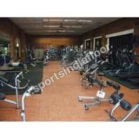Indoor Gymnasium Flooring