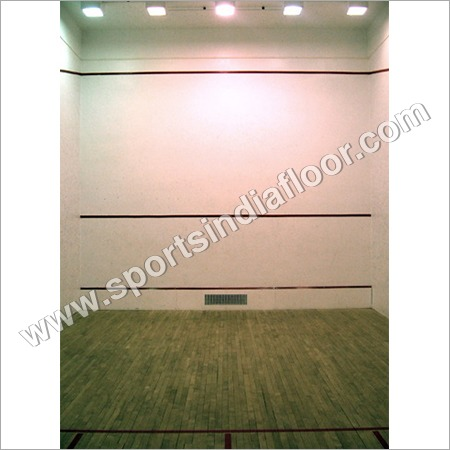 Squash Court Lighting