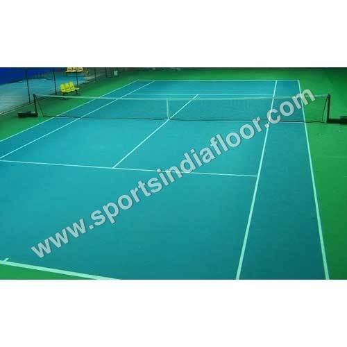 Sports Room Flooring Service