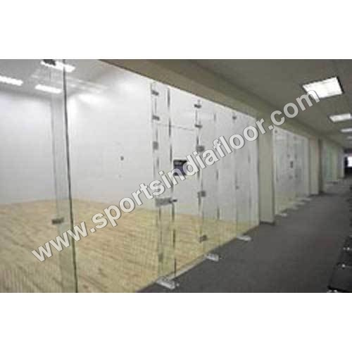 Sports Glass Wall System