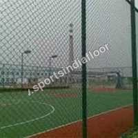Basketball Chain Link Fencing
