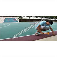 Outdoor Tennis Court PP Modular Tiles