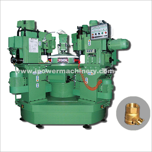 Ball Valve Body Rotary Transfer Machine