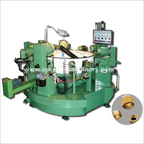 Fully Automatic Nut Rotary Transfer Machine