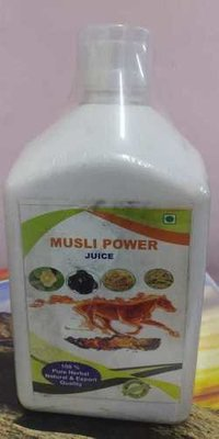 Musli Power Juice