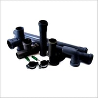 Industrial HDPE Pipe Fittings