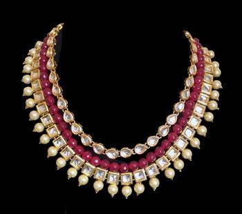Artificial Beaded Jewelry