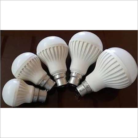 Plastic LED Bulb
