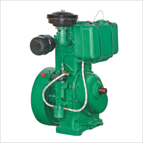 Single Cylinder Water Cooled Diesel Engine