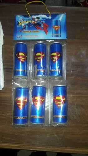 PVC POUCH FOR SUPERMAN DRINK
