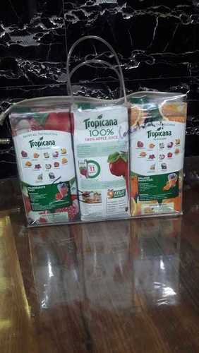 PVC PACKAGING POUCH FOR TROPICANA