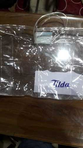 PVC PACKAGING POUCH FOR TILDA RICE