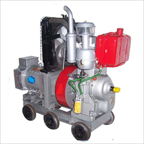 Single Cylinder Diesel Generator
