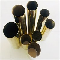 Seamless Brass pipe and tubes