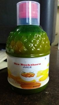 Sea bucktorn juice