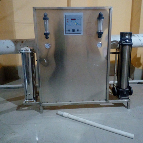 3000 Ltr Industrial RO Water Purifier