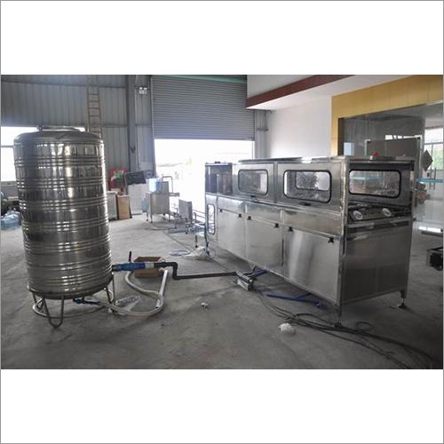 20 Ltr Automatic Bottle Filling Machine