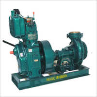 Water-Air Cooled Pumpset