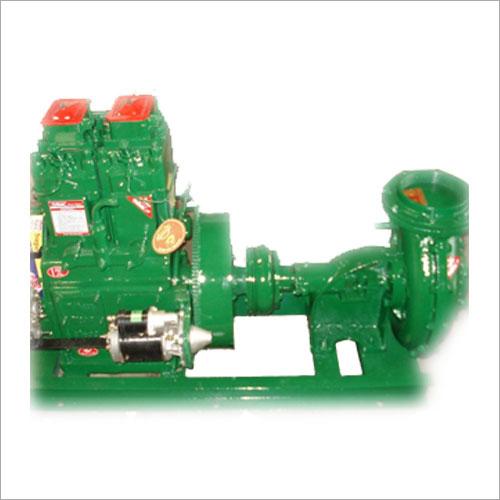 Diesel Engine Water Pumpset Double Cylinder