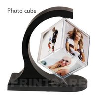 Table Top Photo Cube
