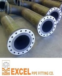 HDPE Lined Pipes