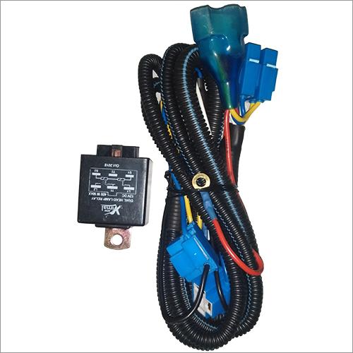 H4 Dual Head Lamp Relay Wiring