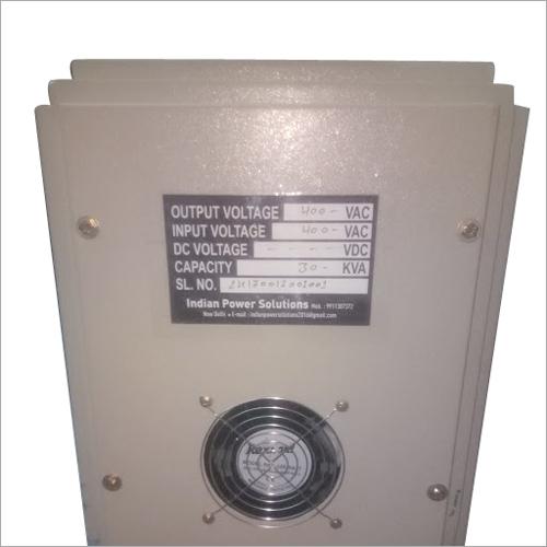 30 KVA Three Phase Isolation Voltage Stabilizer