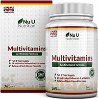 Multivitamins Tablets