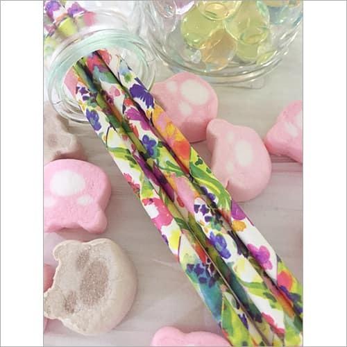 Custom Printed Paper Straws