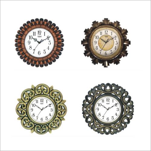 Analog Designer Wall Clock