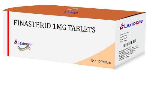 Finasterid tablets