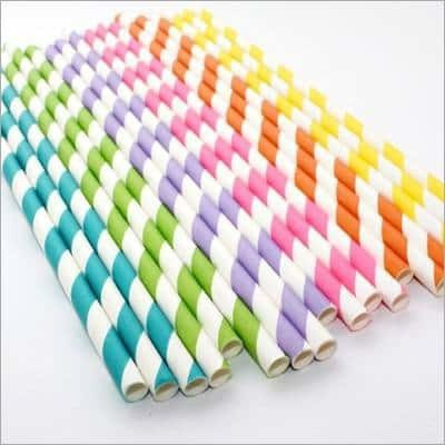 Paper Straw Mixed Range