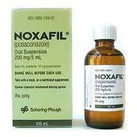 Noxafil Oral Suspension