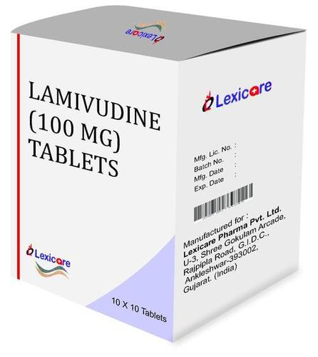 Lamivudine Tablets 100 mg